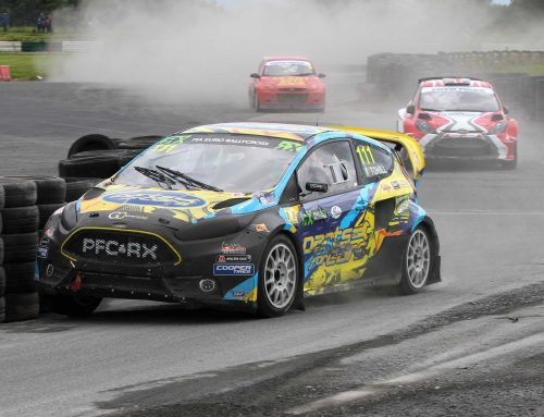 Victories and Podiums for Tohill in Irish Rallycross Festival