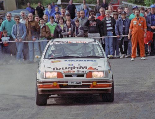 Winning Bertie Fisher Sierra Returns to the Killarney Stages!